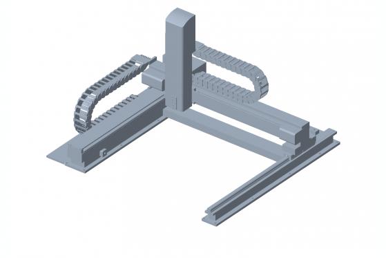 APRI s.r.o. - instalace MUSASHI Crossmaster XY portálu