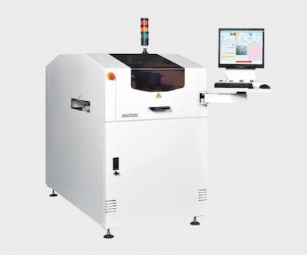 Instalace Laser Marking systému v APAG Elektronik s.r.o.