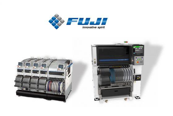 5x FUJI NXT III a 2x AIMEX IIIC