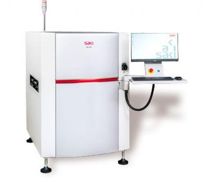 3D inspekce DPS se SAKI 3Di-LS2-L