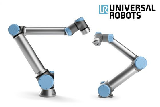 Universal Robots, 2x UR5 + 3x UR10