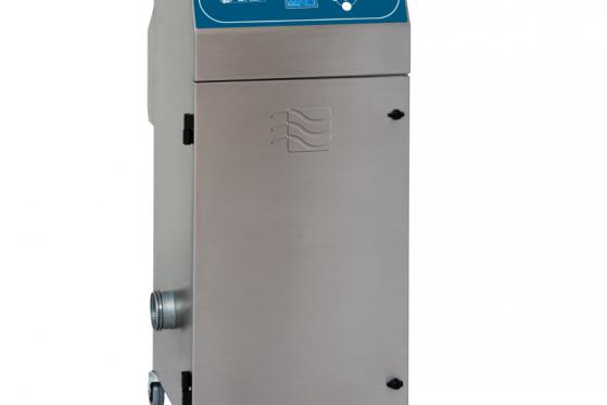 Purex 400i - digitální odsávání