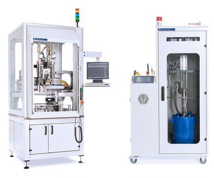Scheugenpflug CNCell včetně zásobníků materiálu A220