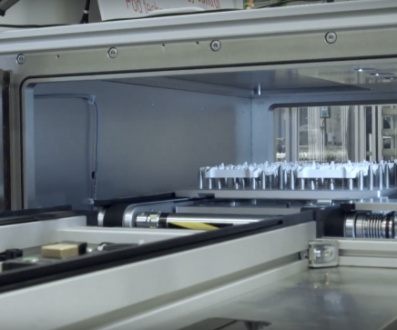 AMTECH case SEMIKRON Scheugenpflug & Universal robots