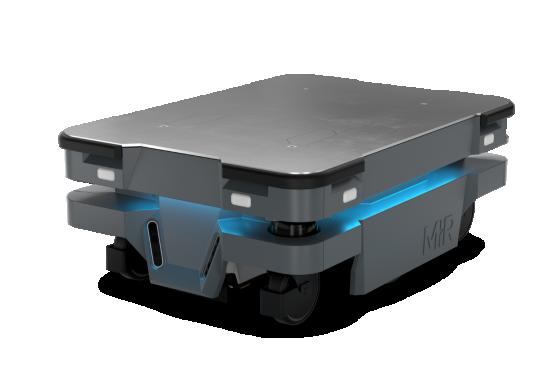 Nový robot MiR250 - MOBILE INDUSTRIAL ROBOTS