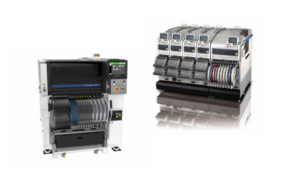 SKLADEM - osazovací automaty FUJI za atraktivní ceny