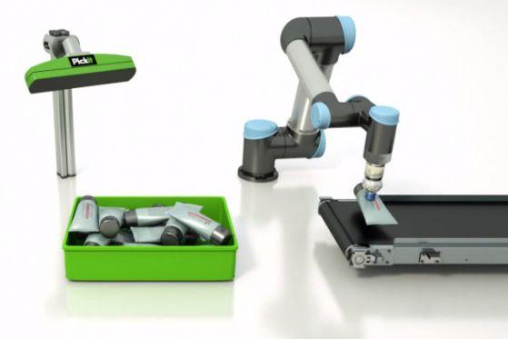 Pickit kamery – řešení pro bin-picking