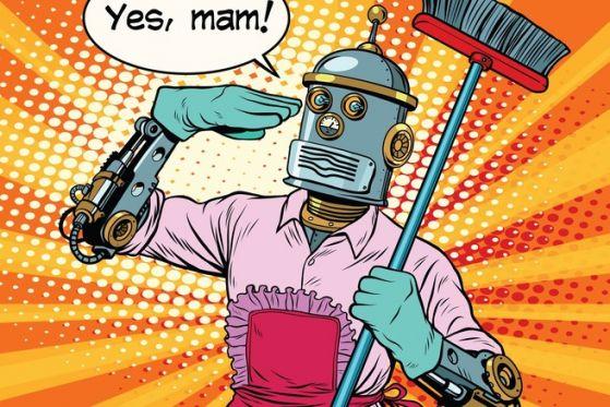 Robotika za časů koronaviru, aneb – kdy jindy, když ne teď