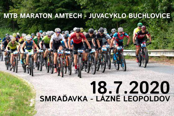 MTB maraton Amtech - Juvacyklo Buchlovice 2020