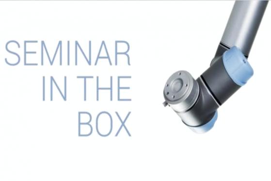 """Pozvánka na """"Seminar in the Box"""" (16. 5. 2019, Žilina)"""