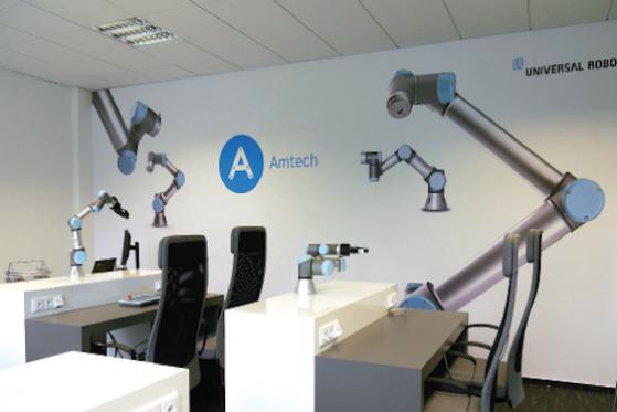 Otevřeli jsme autorizované školicí centrum Universal Robots !