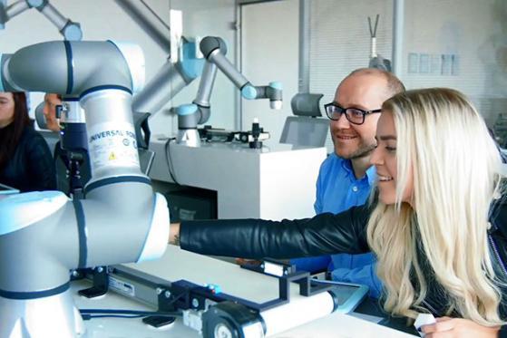 Školení Universal Robots