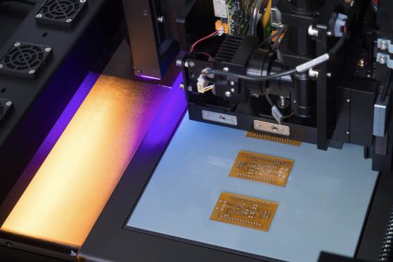 Kdy budeme tisknout DPS na 3D tiskárně?