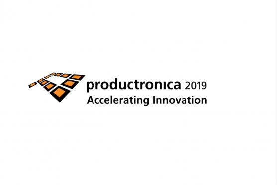 Veletrh Productronica 2019 - výstaviště Mnichov, 12. - 15.11.2019