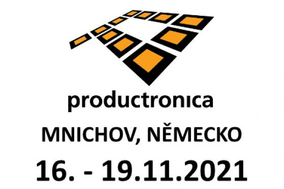 Productronica 2021 16.-19.11.