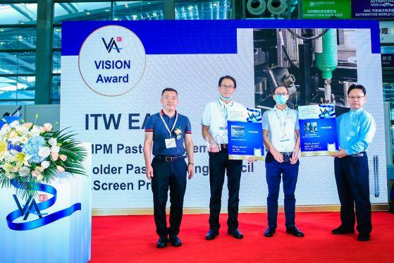ITW EAE vyhrává Vision Awards