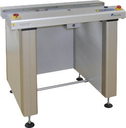 NUTEK Inspection conveyor
