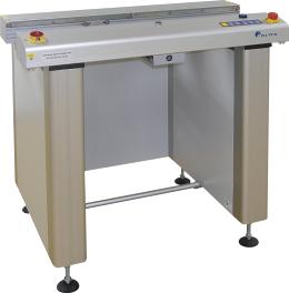 NUTEK Inspection conveyor