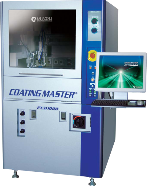 FCD1000 – Coating master